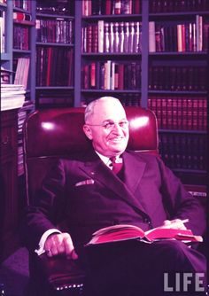 Harry S. Truman (May 8, 1884 – December 26, 1972) was the 33rd President of the United States of America (1945–1953).❤❁❤❁❤❁❤❁❤❁❤  https://www.trumanlibrary.org/   http://en.wikipedia.org/wiki/Harry_S._Truman  http://www.trumanlittlewhitehouse.com/