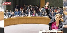 Netanyahuyu kızdıran kare : BM Güvenlik Konseyinin tarihi bir kararla İsrailden Filistin topraklarındaki yerleşim inşaatlarını durdurmasını talep etmesi İsrailin tepkisini çekti. Karar 20 Ocakta iktidarı Donald Trumpa bırakacak Obama yönetiminin çekimser kalmasıyla geçti. Netanyahu kararı utanç verici diye niteledi.  http://www.haberdex.com/dunya/Netanyahu-yu-kizdiran-kare/139731?kaynak=feed #Dünya   #İsrail #Netanyahu #bırakacak #Obama #Trump