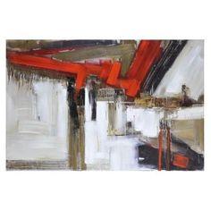 """Aristocrat 67"""" Canvas Art"""