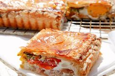 Perfect picnic pies – Recipes – Bite