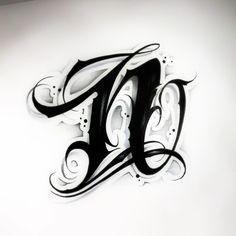 @bigmeas #26challenge #scherbik #typegang #tattoosketch #calligritype #letteringart #letteringco #flashworkers #handstyles #scripttattoo… Tattoo Lettering Alphabet, Letter S Tattoo, Alphabet Tattoo Designs, Tattoo Lettering Styles, Graffiti Lettering Fonts, Chicano Lettering, Tattoo Script, Creative Lettering, Lettering Design
