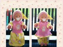 5 Schnittmuster für Puppen - Süsse Träume