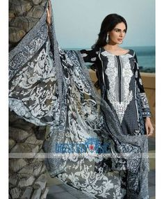 Buy Online HSY Lawn Suits 2015 By Ittehad Textiles