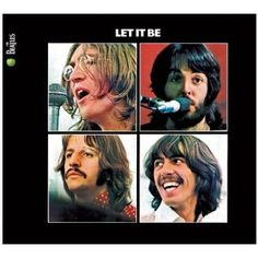 People find it odd that a huge Beatles fan like myself prefers Let It Be. I just love the rawness of it!