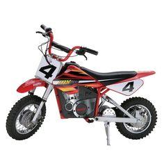 Razor MX500 Dirt Rocket Electric Motocross Bike Razor