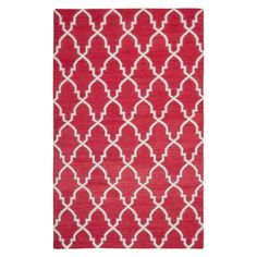 """We spotted this """"Dickinson Rug"""" from another pinner and had to add to our Dickinson College Style board!"""