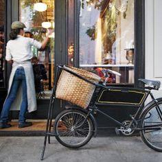 now that's a bike basket!