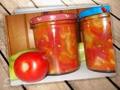 Salsa, Mason Jars, Food, Salsa Music, Mason Jar, Meals, Yemek, Eten, Glass Jars