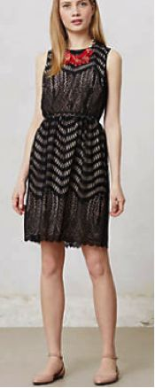 anthropologie 228,00 dress