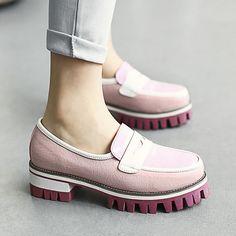 Platform Loafers - MASOO STYLE | YESSTYLE