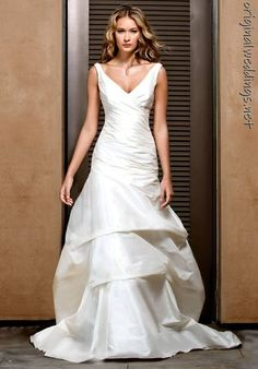 Gorgeous #wedding #gown #bride