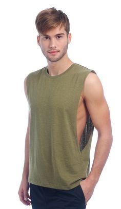 68c0a2ec541bde Miami Style® - Men s Muscle Tank