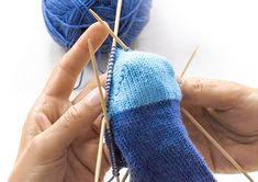 "Papageno is the bird catcher in ""Die Zauberflöte"", opera by Wolfgang A. Mozar …, Knit socks with boomerang heel – free pattern – buttinette craft shop Sabrina pattern Easy Knitting, Knitting Socks, Knitting Needles, Knitted Socks Free Pattern, Knitted Hats, Patterned Socks, Craft Shop, Fingerless Gloves, Arm Warmers"
