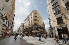 Ubicación del Centro Baobá Belleza en la calle Preciados 11, Madrid.