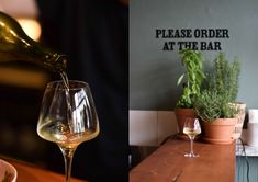 Located on Cape Town's Kloof Nek road, Publik Wine Bar makes up for it's intimate size with an impressive array of local and international wines and some seriously delicious tapas. White Wine, Wines, Alcoholic Drinks, Bar, Glass, Drinkware, Alcoholic Beverages, Corning Glass, White Wines