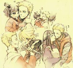 Naruhina family <3
