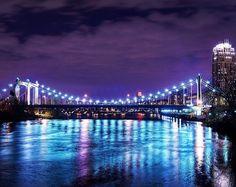 Hennepin Ave Bridge by Jeff Schad