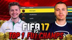 FIFA 17 Krasi vs TOP 1 (Monthly) FUT CHAMPIONS / KRASI vs THE BEST FIFA 17 ULTIMATE TEAM PLAYER