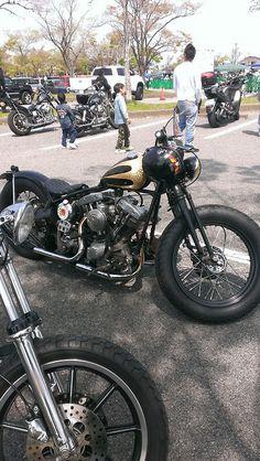 Shovelhead | Bobber Inspiration - Bobbers and Custom Motorcycles | twowheelcruise October 2014