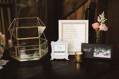 Donation Wedding Signage • Handlettered by Laura Fraser