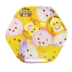 Winnie-the-Pooh & Friends Tsum Tsum Plate