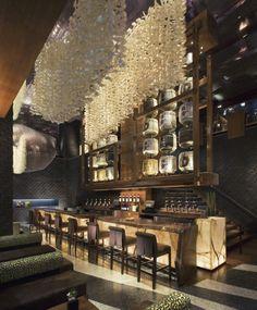 Nobu 57 Restaurant Interior Design