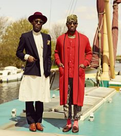 A must-see: an exhibition celebrating Rudeboy style and culture at Somerset House