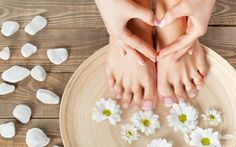 DIY Fußbad zum Entgiften, Aufwärmen und Entspannen