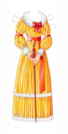 Paper Dolls~ Sleeping Beauty - Bonnie Jones - Picasa Webalbum