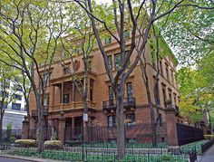 Patterson-McCormick Mansion (1891), Gold Coast, Chicago