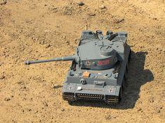tank rc tiger