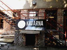 SPOTTED BY @soffamag | #soffa #soffamag #kavarnacohledajmeno #cafe #coffeehouse #Prague #bricks #industrial #urban #street #minimalism #minimalistic #design Site Map, Coffeehouse, Prague, Bricks, Minimalism, Beautiful Pictures, Industrial, Urban, Street