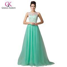 Bridesmaids Dresses Grace Karin Lace Cheap White Long Bridesmaid Dresses Under 50 Mint Green purple 2017 Prom Dresses Wedding