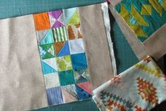 the one about quilting