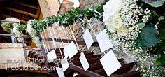 Rustic Wedding Ideas www.ImagineThatWedding.com