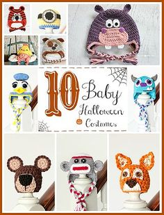 10 Free Crochet Patterns For A Warm Winter   Hopeful Honey   Craft, Crochet, Create   Bloglovin