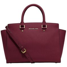 Michael Kors totes. I'm in love!