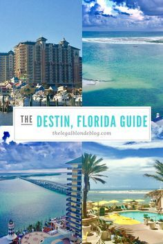 Everything you need to know about Destin, Florida!