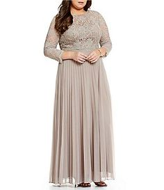 dc525bf5b12 Plus Size Mother of the Bride Dresses   Gowns