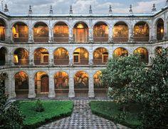 Antiguo Colegio de San Ildefonso (México D.F)