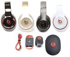 Genuine Beats by Dr. Dre Studio 2.0 Wireless Over-Ear Headphones with RemoteTalk #LavaHot http://www.lavahotdeals.com/us/cheap/genuine-beats-dr-dre-studio-2-0-wireless/125593