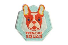 Frenchie Squad | Patch