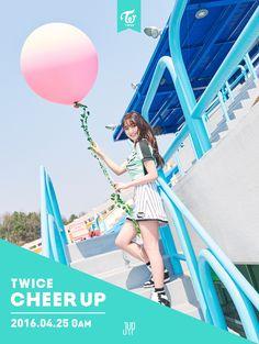 트와이스 TWICE | 지효 JIHYO | PAGE TWO | 20160425 #jype #kpop #kdesign #teaser #cheerup