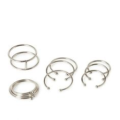 Stackable rings -CC