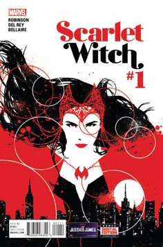 Scarlet Witch (2015) Issue #1