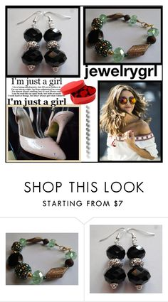 """""""jewelrygrl"""" by elma-993 ❤ liked on Polyvore featuring jewelrygrl"""