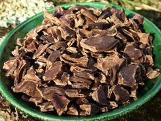 CAROB Bean Pods (St John's Bread) Certified Organic - Protection Magick