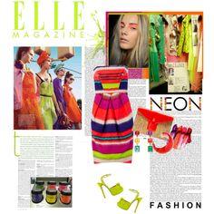"""""""Neon Fashion"""""""