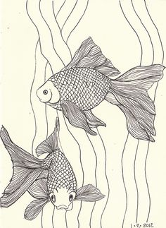What are some cute names for a duo of goldfish? I would named them Henley and Briller!