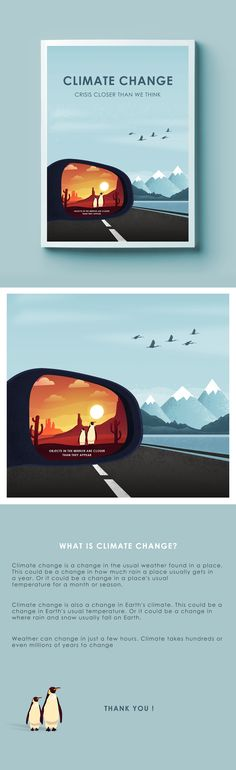 CLIMATE CHANGE on Behance Global Warming, Climate Change, Environment, Behance, Photoshop, Action, Creative, Illustration, Poster